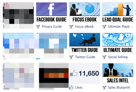 Generating B2B leads on Facebook