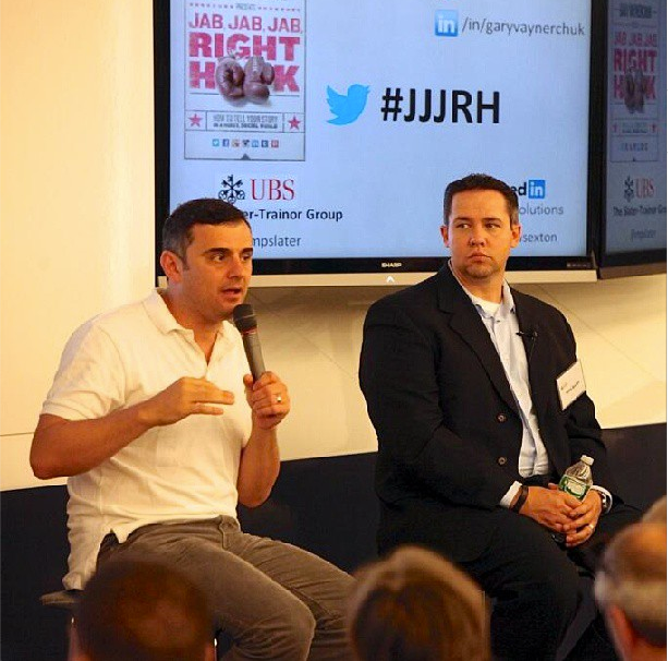 Jab Jab Jab Right Hook - Gary Vaynerchuk - Koka Sexton