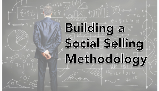 building social selling methodology