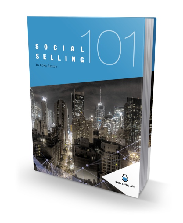 Download the Social Selling ebook