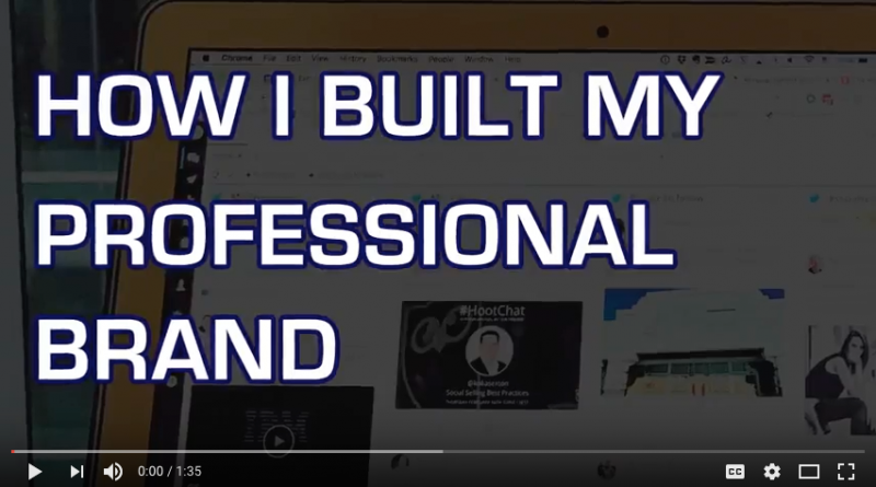 How_I_Built_My_Professional_Brand_-_YouTube