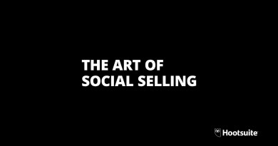 The Art of Social Selling video