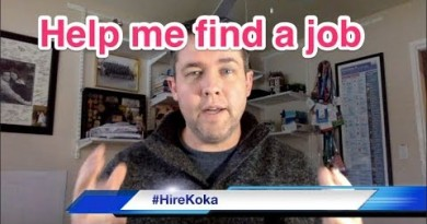 How I'm using social media to find a job.